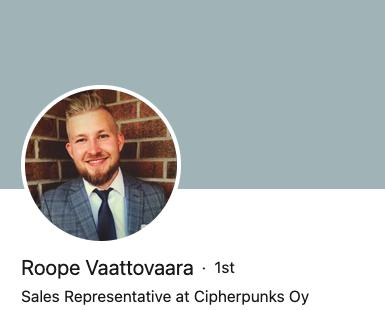 Roope Vaattovaara